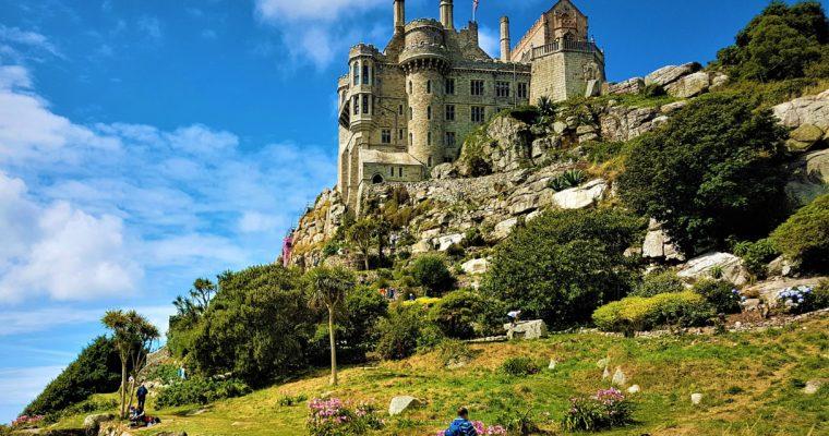 Wonderful Cornish Breaks – Exploring Marazion