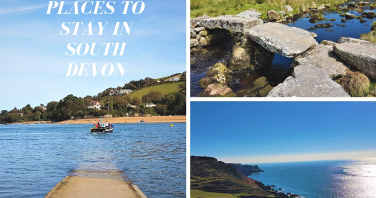 5 Beautiful Places To Stay In South Devon